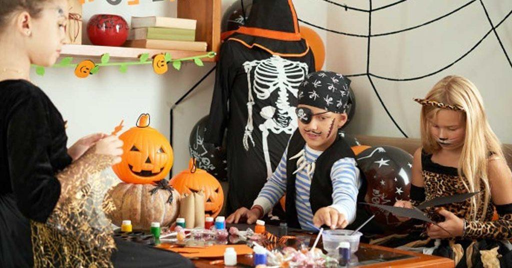 Música para Halloween con niños