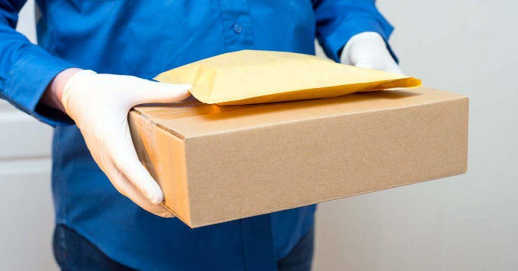 Qué hacer con el embalaje de los paquetes a domicilio