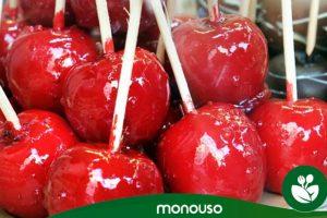 Jak zrobić domowe jabłka cukierkowe