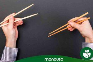 Jak używać pałeczek do popisywania się swoim sushi