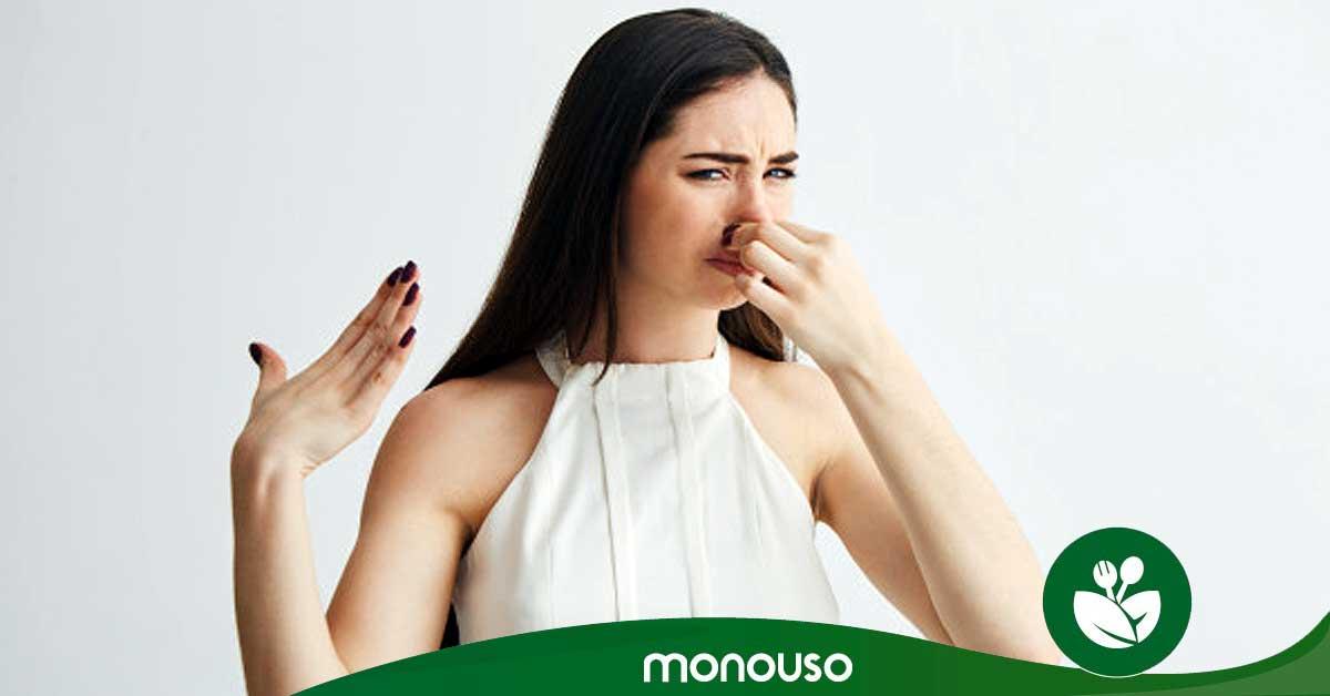 Gel desinfectante de manos: ¿por qué algunos huelen mal?