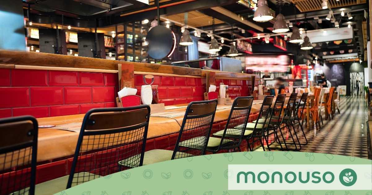 Restauracja fast food Pomysły dekoracyjne