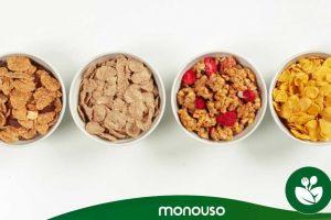 Muesli, granola i płatki zbożowe, są takie same?