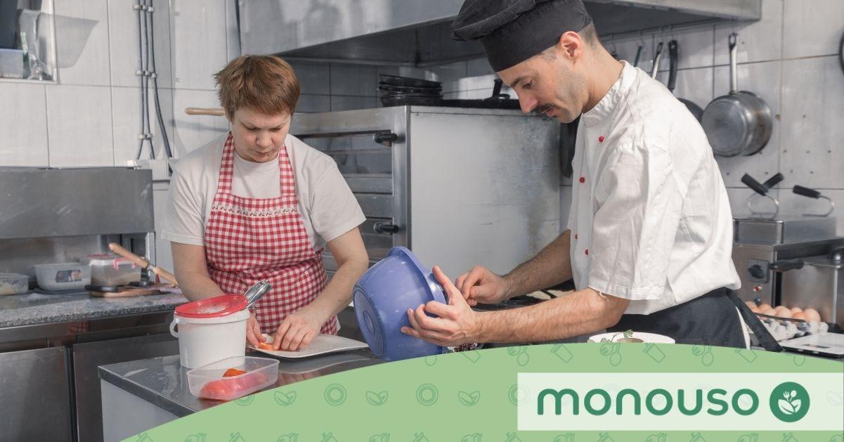 Wynagrodzenie dla pomocy kuchennej: obowiązki i inne dane