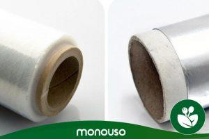 Kuchenne zastosowania folii aluminiowej lub folii mocującej