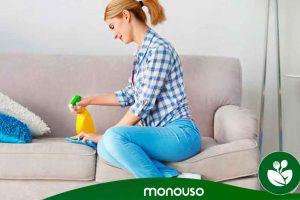 Jak czyścić meble tapicerowane